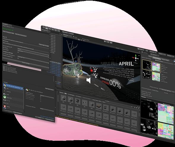 360 video unity SDK