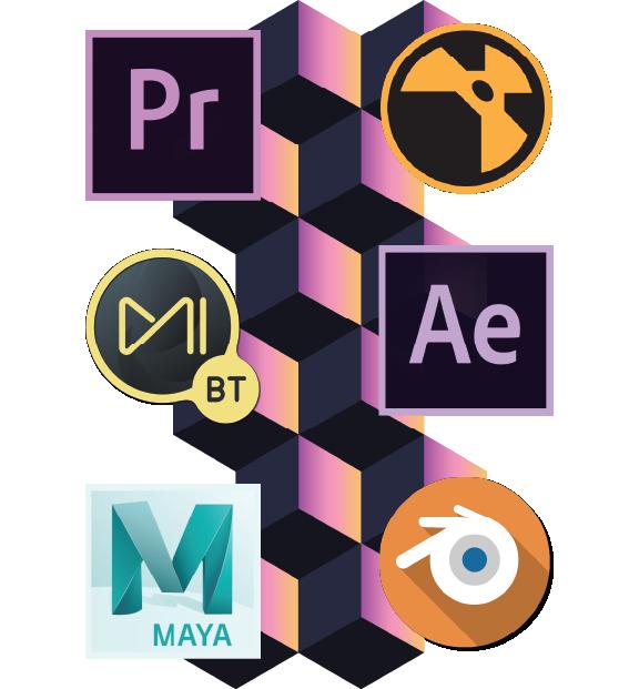 360 video editing programs