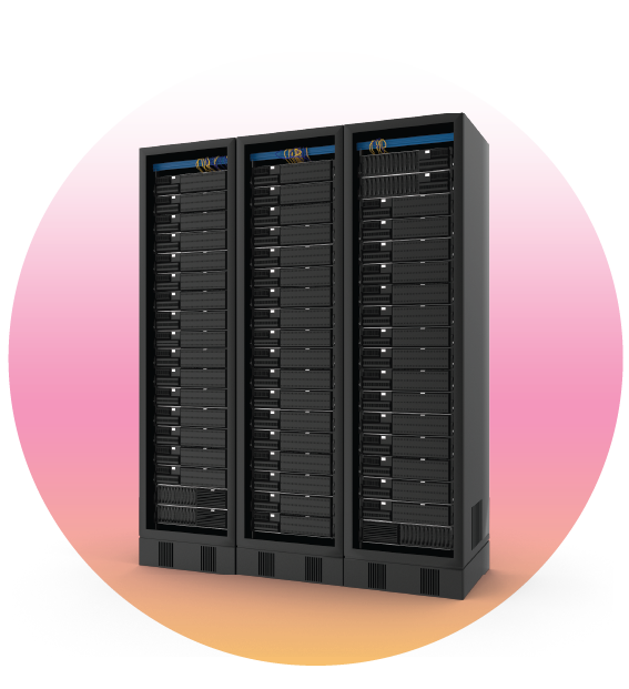 XR video server hosting