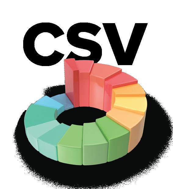 VR analytics Export