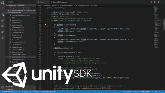 Headjack SDK API