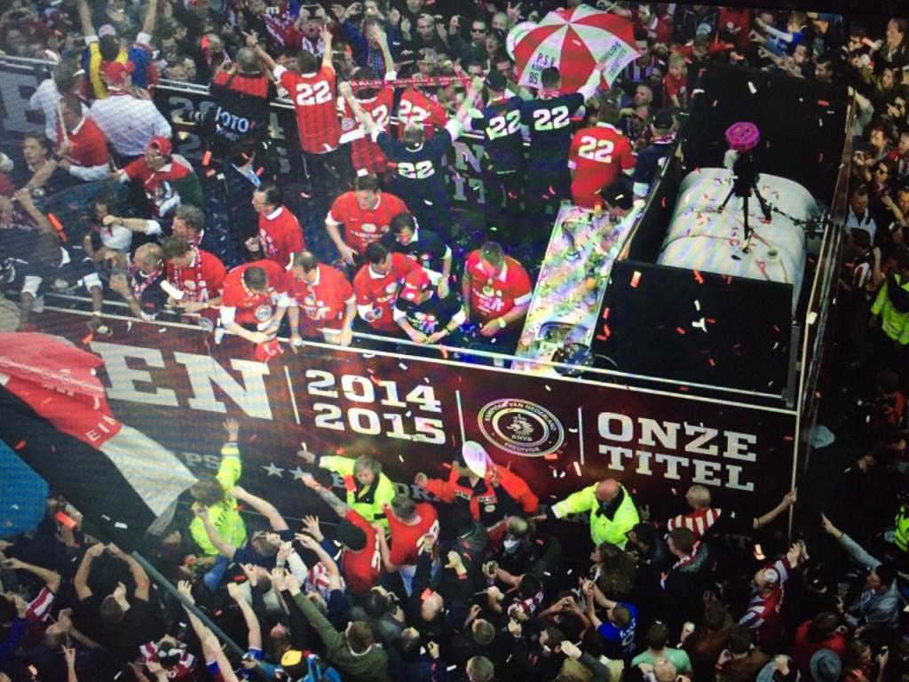 PSV Kampioen 2015
