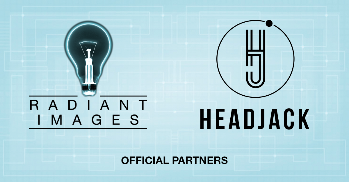 Radiant Images partners with Headjack