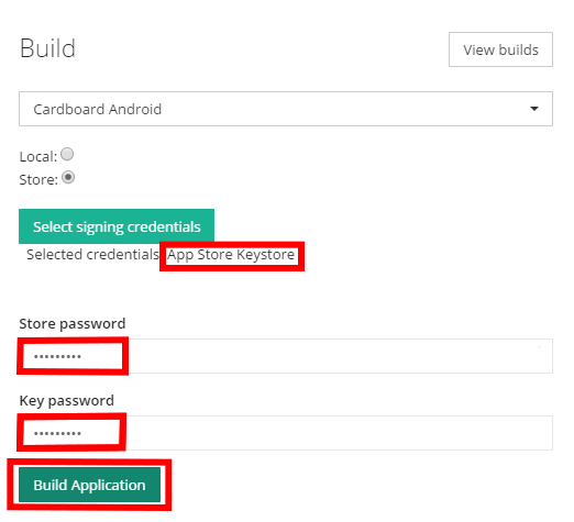 How to create an Android Keystore file | Headjack