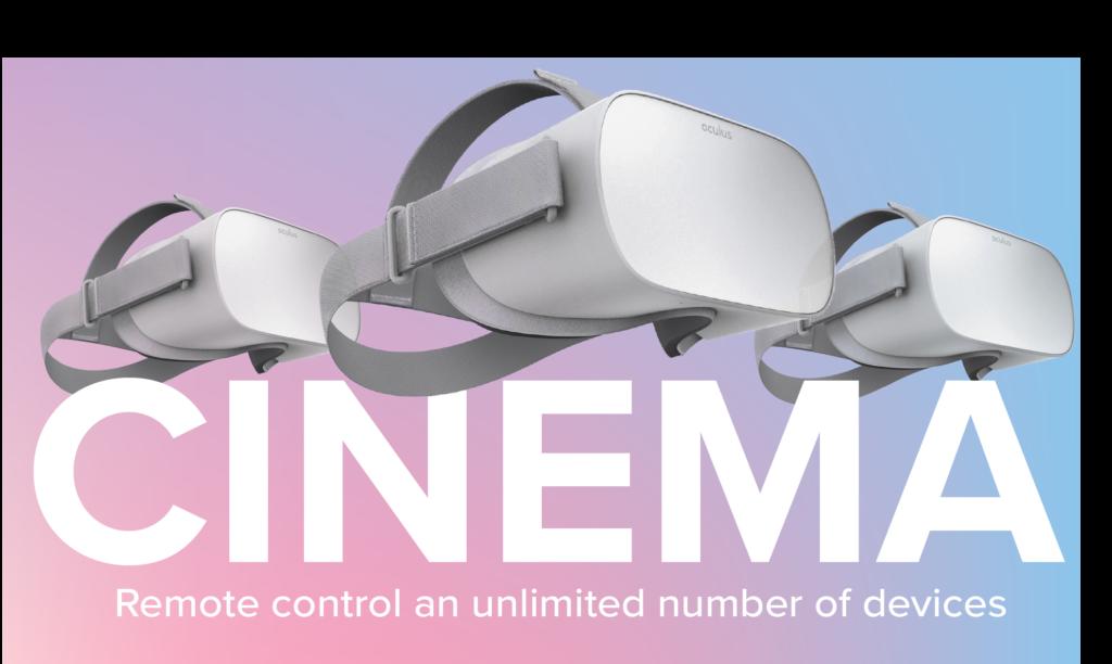 Headjack VR cinema