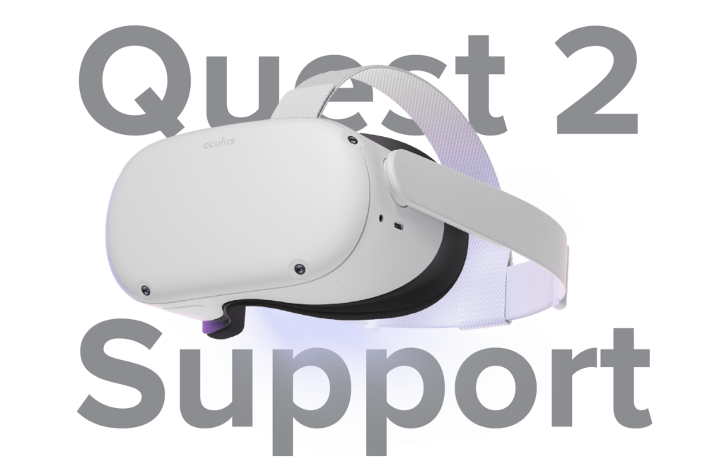Oculus Quest 2 best video resolution