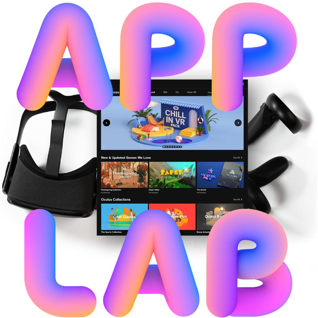 Oculus App Lab Image